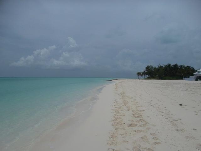 Treasure Cay Beach East.  Walk to this beach in less than 5 mins or less than a min in a golf cart.