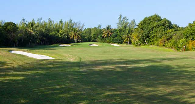 Treasure Cay Golf Course - 18 holes | Traditional | Par: 72 | 6985 yards