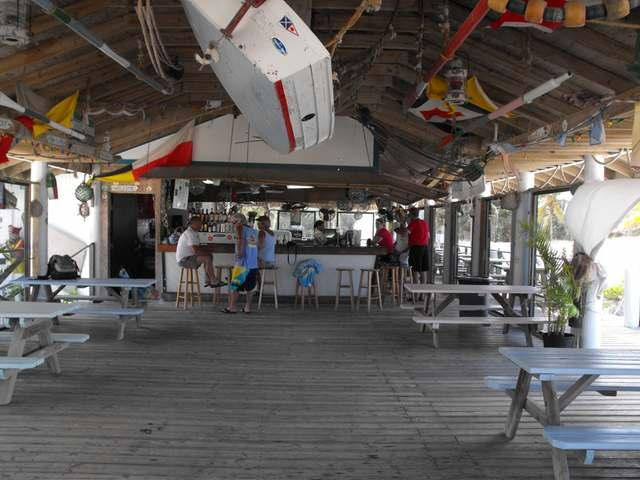 Coco Beach Bar is one of the most popular beach bars near the house