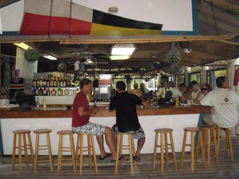 Coco Beach Bar is part of the Treasure Cay Resort community