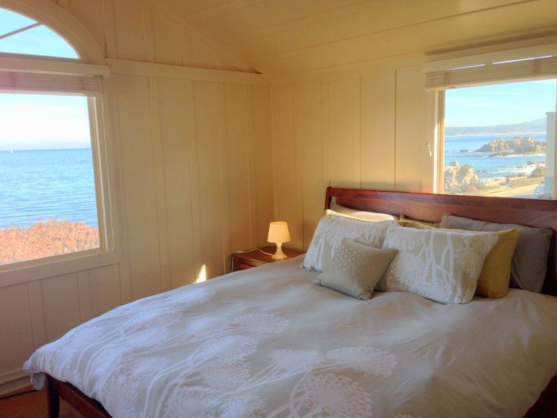 Master Bed room - view of Lovers Point Park