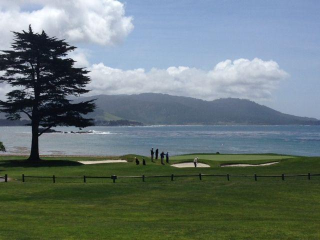 Pebble Beach Golf Link - 5 min drive from the house