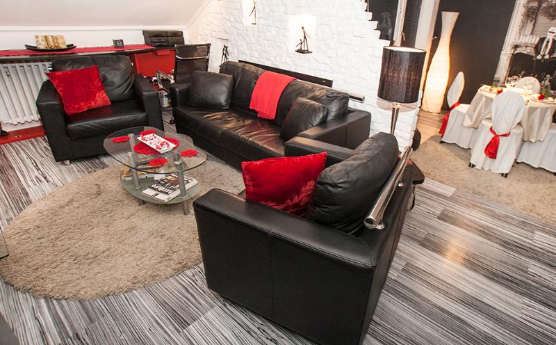 Black Red White, vacation rental in Belgrade