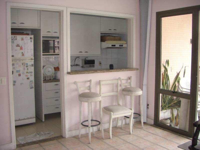 Kitchen all furnished