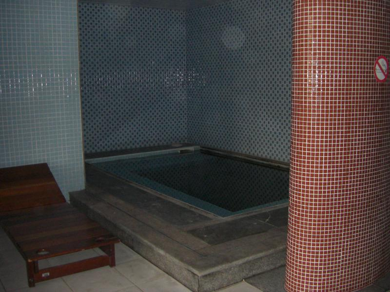 Heated Jaccuzy at SPA