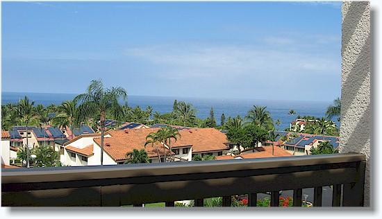 Keauhou Gardens 11-303 1 BR, 1.5 BA Oceanview, location de vacances à Kailua-Kona