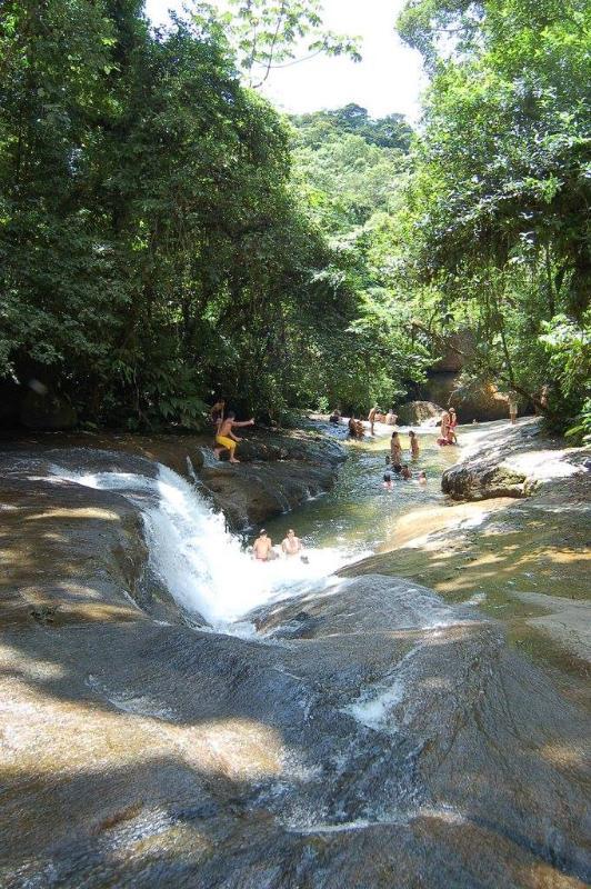 Cachoeiras 6 milhas da casa