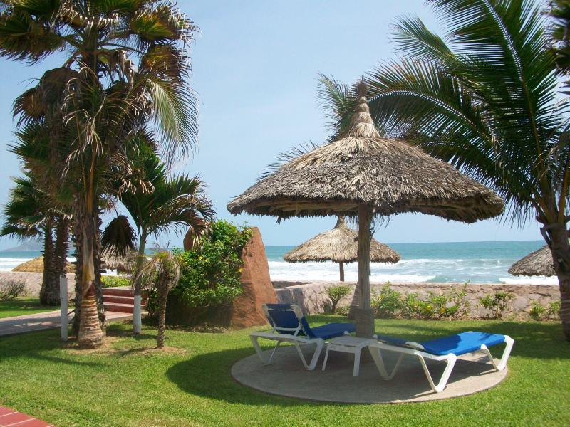 Quintas del Mar  - BEACH CONDO, alquiler de vacaciones en Mazatlán