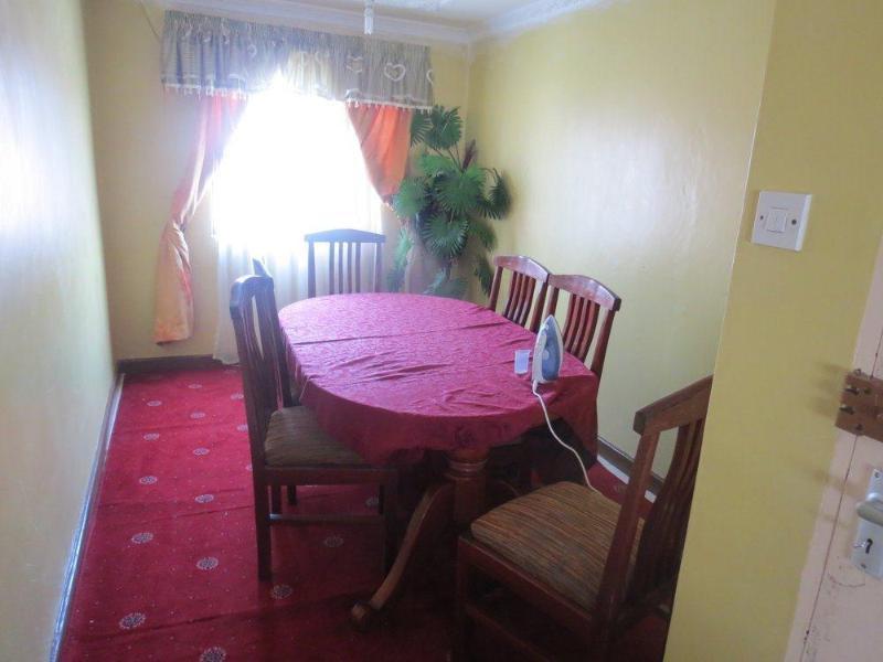 Luxury Furnished 3bedroom Apartment Nyayo Embakasi, vacation rental in Shaba National Reserve
