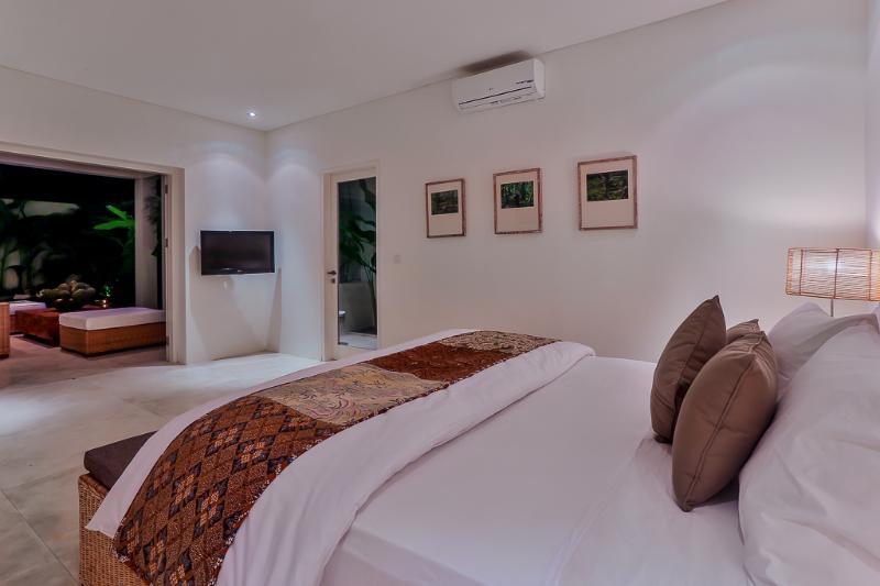 Master camera da letto al piano terra