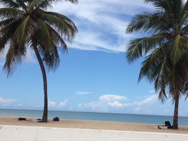 Near Beach