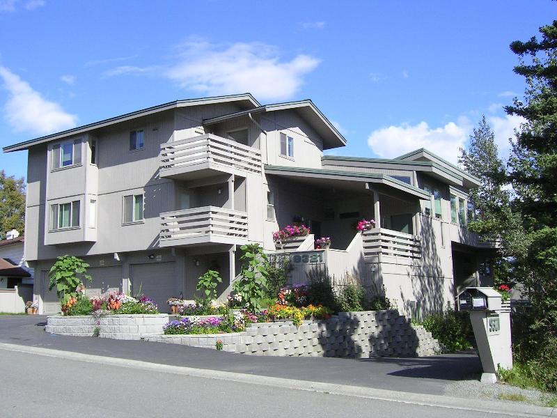 Swiss Efficiency Accommodaties - Mountian View Suite (ook een bezoek aan onze Garden Suite)