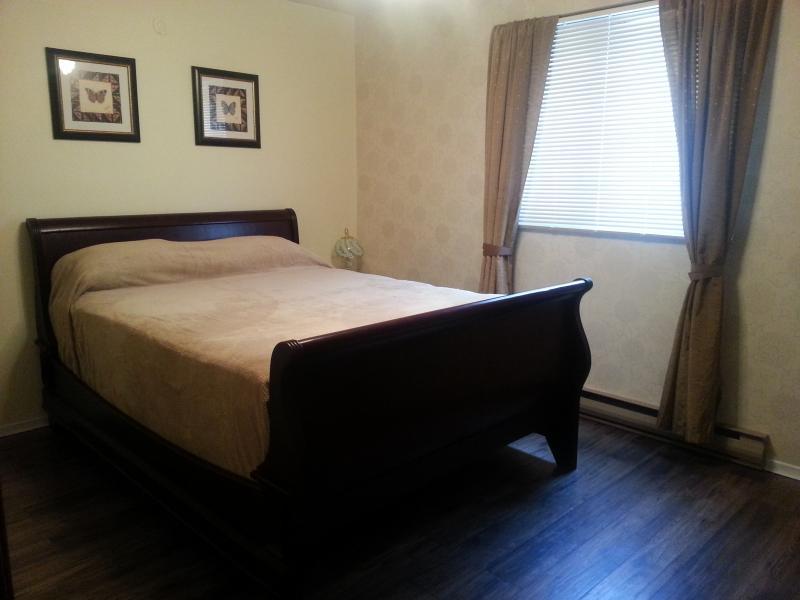 Bright Master Bedroom!
