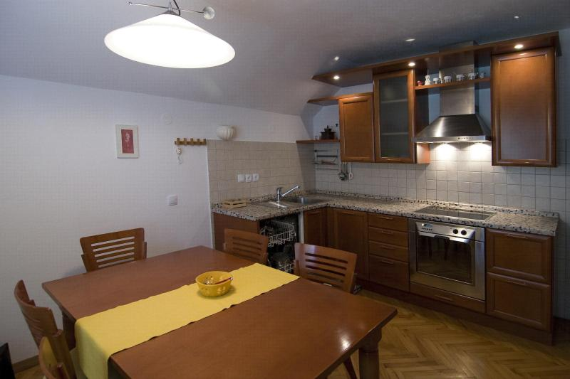 quiet & comfy 80m2 apartment with stunning views, holiday rental in Bodental