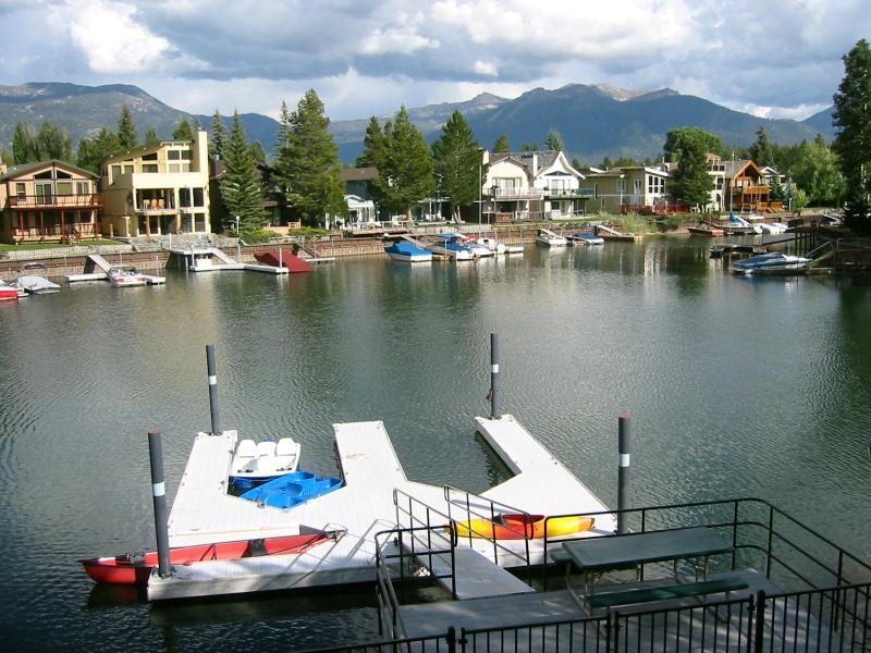 View of Dock & Watercraft