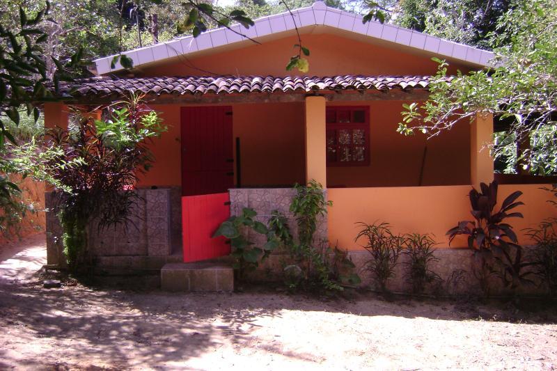 Cottage in tropical forest in northeast Brazil, alquiler de vacaciones en Gravata