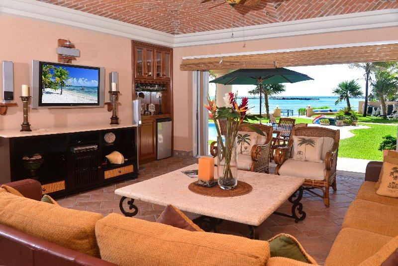 Casa Palmilla Living area