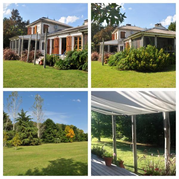 Chacra Maritima en la Barra 3 dormitorios - Playroon y dormitorio de servicio, holiday rental in Maldonado Department