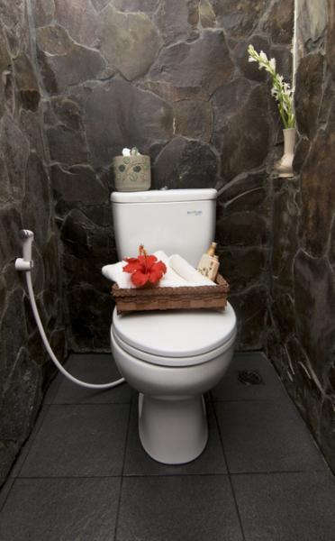 Salle de bain secondaire
