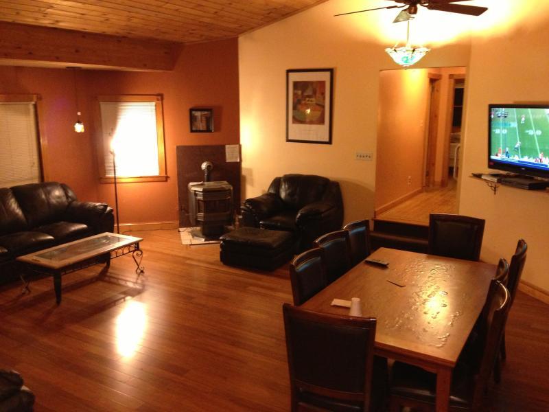 Sala de estar / sala de jantar
