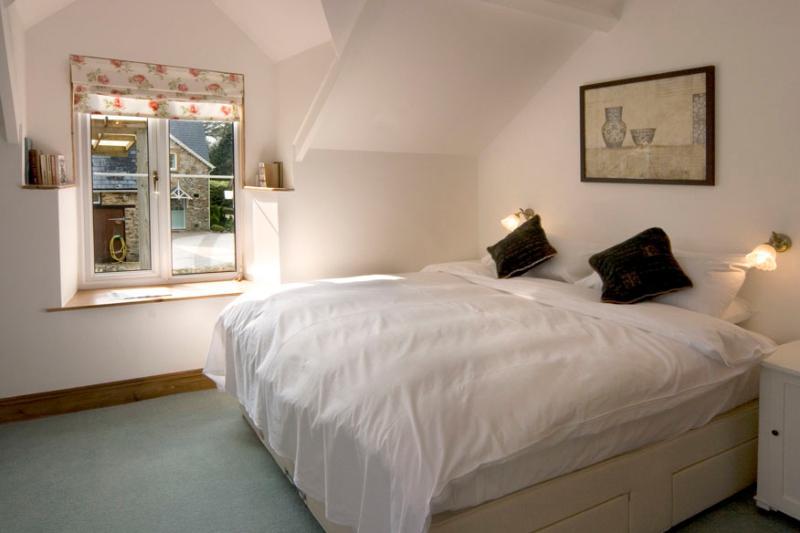Cottage - Thatchers bedroom