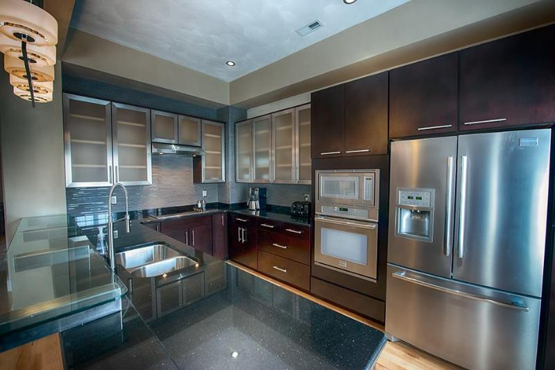 Kitchen, suitable for the best chefs in the world!