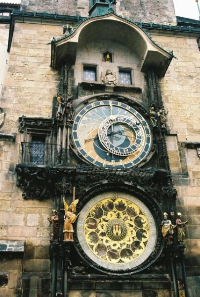 The Prague Astronomical Clock (400m)