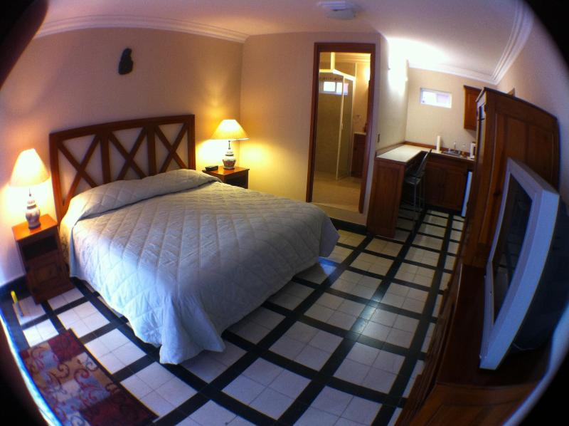 Clean & modern Suite w/ kitchenette- Puebla,Centro, holiday rental in Cholula
