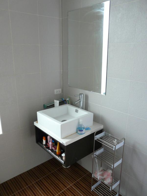 Bathroom of second room