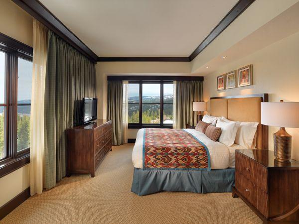 One of two Master Suites