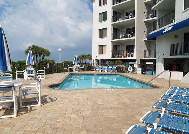 Ferienwohnung am Strand von Caprice in St. Pete Beach, Florida
