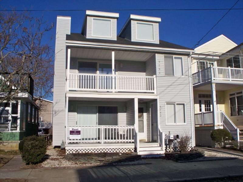 5752 Asbury Avenue 1st floor 96204, holiday rental in Strathmere