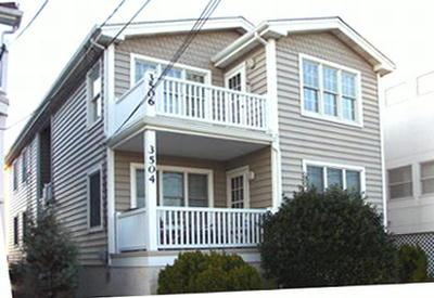 3506 West Avenue 2nd Flr. 111790, aluguéis de temporada em Ocean City