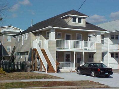 52 Wesley Road 1st floor 112921, holiday rental in Longport