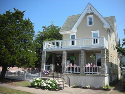 21 Asbury Avenue, Single 112638, vacation rental in Somers Point