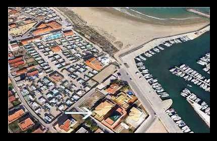 gracias a Google Earth   38º 55' 52.47 Norte   &   º0  05' 47.68 Oeste