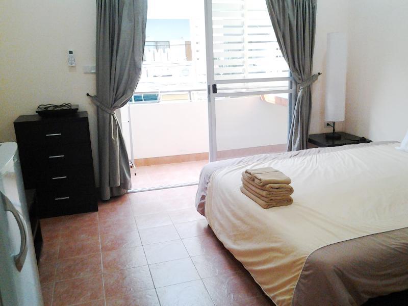 Bedroom/ front facing Balcony