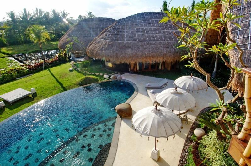 Villa Omah Padi - Panoramic private villa in Ubud, holiday rental in Singakerta