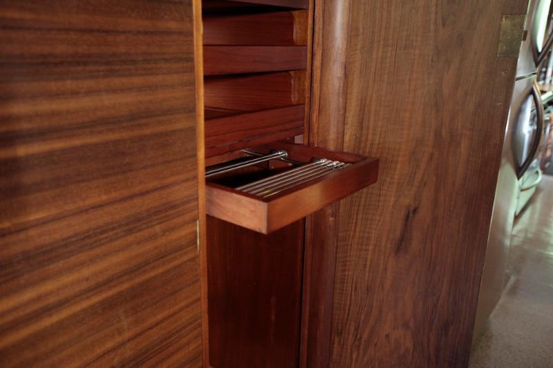 Art deco armoire.