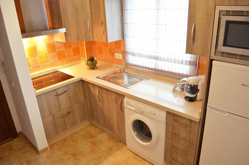 Cocina - Apartamentos RuiSol