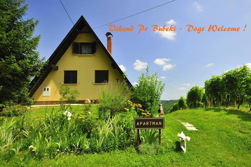 Vikend pri Bubeki, holiday rental in Strigova