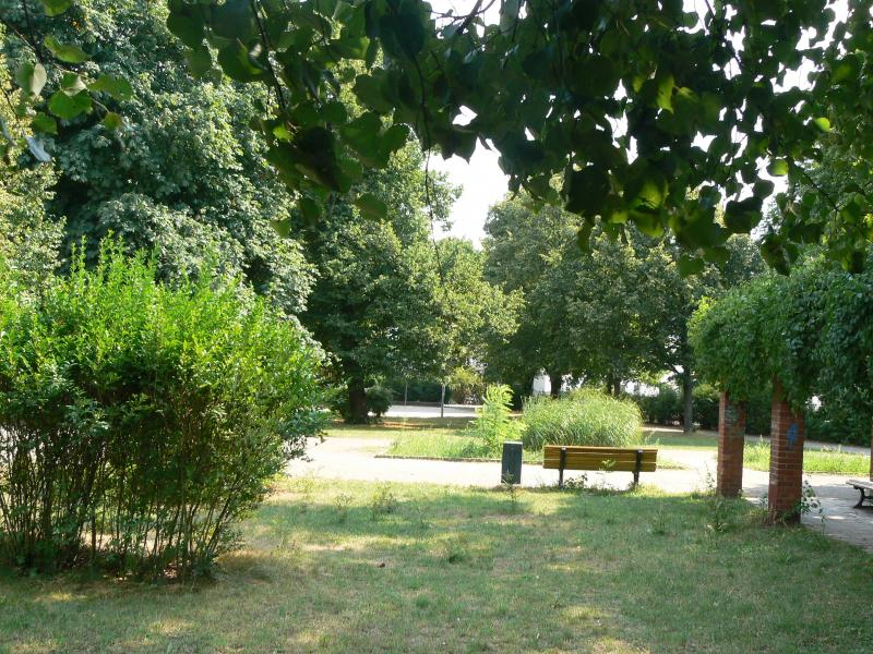 park - 30 meters away from the house