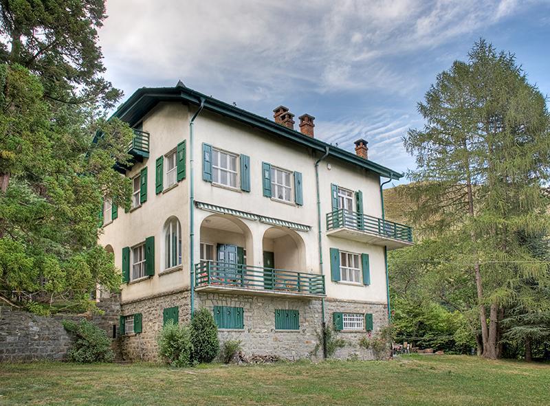 Villa Prati Piani (10 p), casa vacanza a Agaggio Inferiore