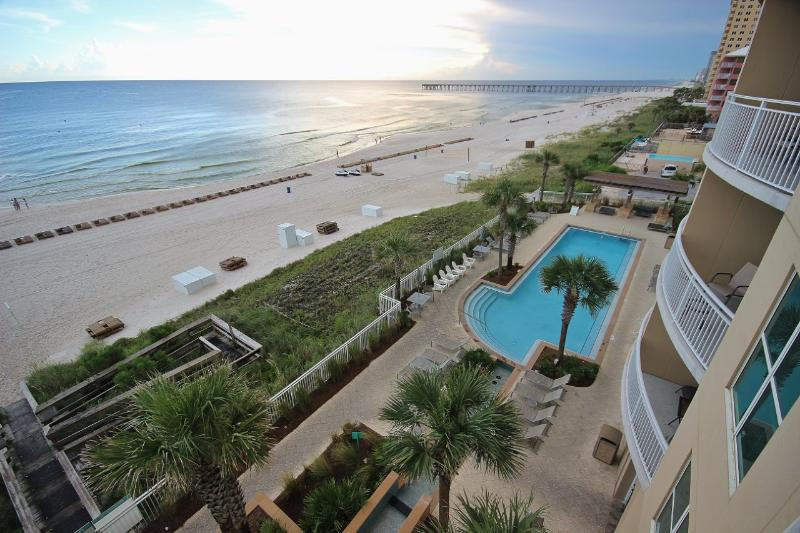 This could be your view at Aqua 405 in Panama City Beach, Florida with TeemingVR