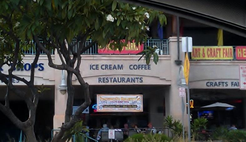 Las tiendas y restaurantes a pocos pasos