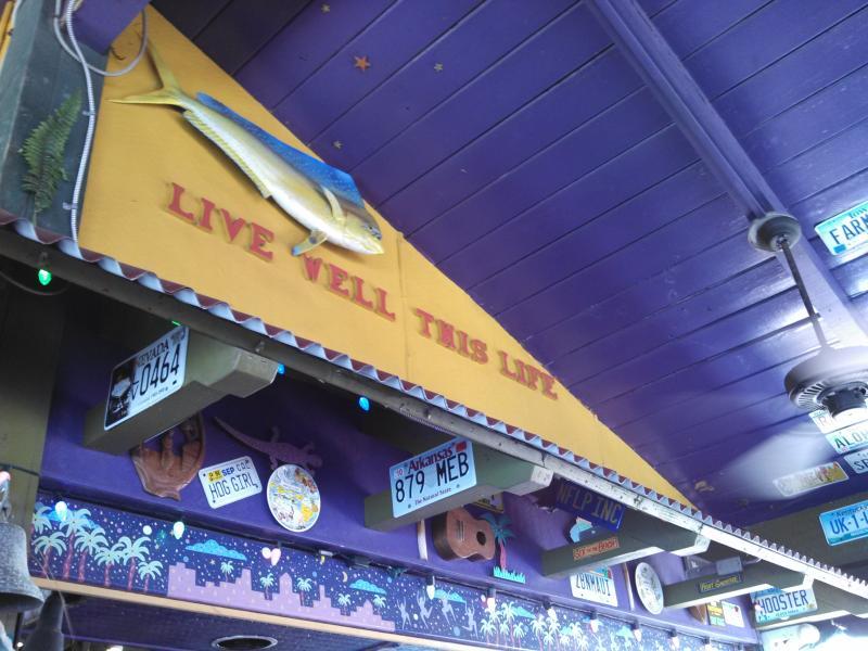 Hamburgers in Paradise - Lahaina