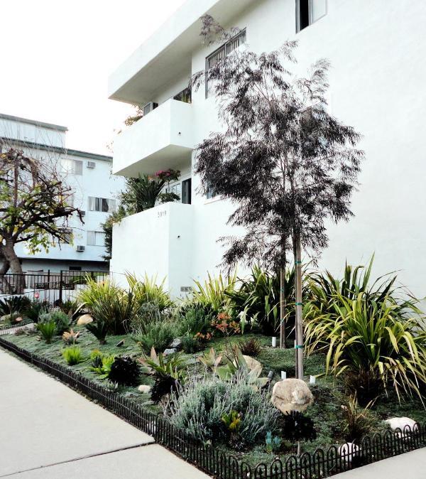 Elegant Building Front
