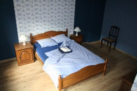 Blue room (double room)