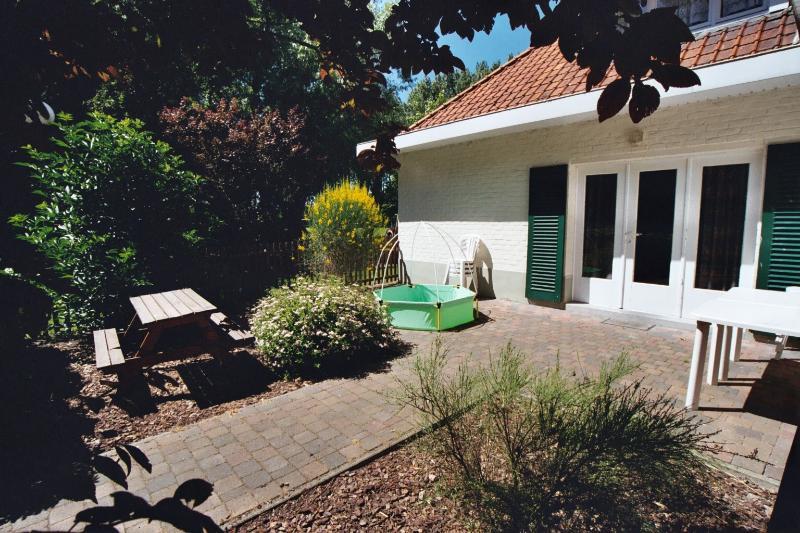 Dalia: jardín privado