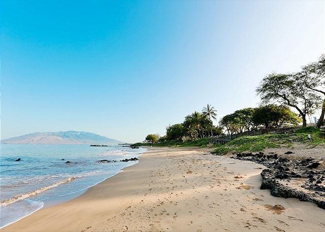 Kamaole Beach Park III si trova dall'altra parte della strada rispetto a Kamaole Sands